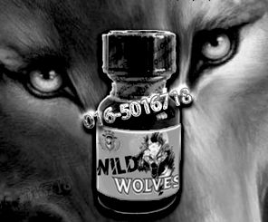 Wolves on poppers